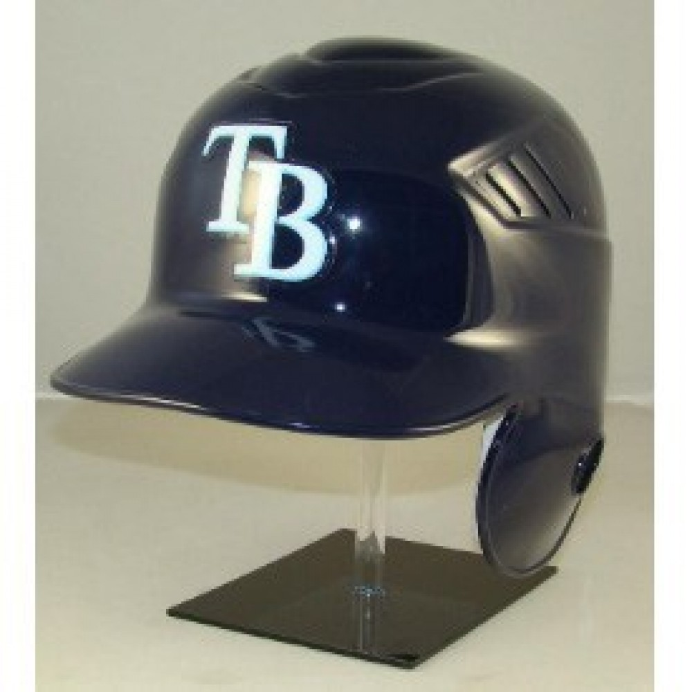 Tampa Bay Rays Coolflo Authentic Full Size Batting Helmet