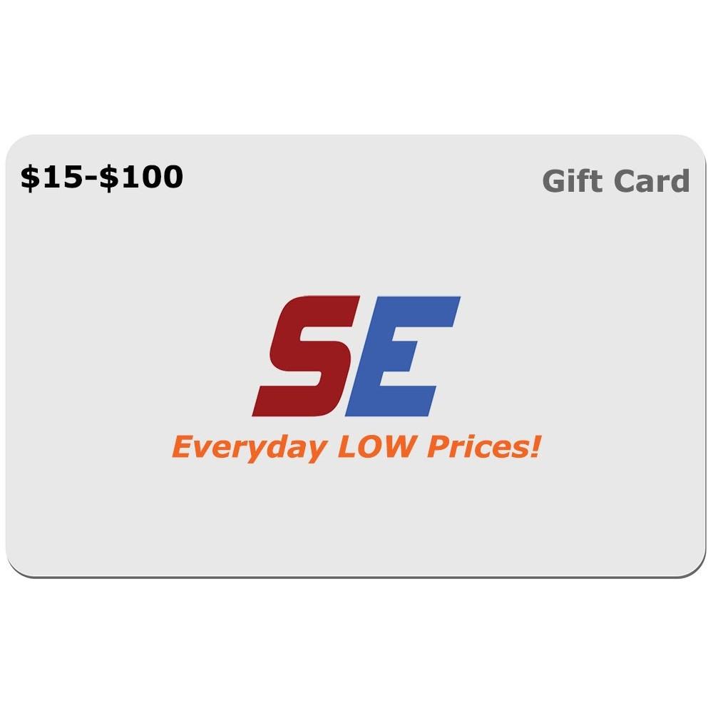 SE Sports Memorabilia.com Gift Card