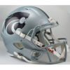 Riddell NCAA Kansas State Wildcats Revolution Speed Replica Full Size Helmet