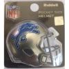 Riddell NFL Detroit Lions 2017 Revolution Speed Pocket Size Helmet