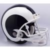 Riddell NFL Los Angeles Rams 2017 VSR4 Authentic Full Size Helmet