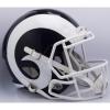 Riddell NFL Los Angeles Rams 2017 Revolution Speed Replica Full Size Helmet