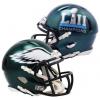 Riddell NFL Philadelphia Eagles Super Bowl 52 Champions Speed Mini Football Helmet