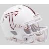 Riddell NCAA Troy Trojans T Side Decals Speed Mini Football Helmet
