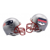 Riddell NFL New England Patriots 6-Time Super Bowl Champions Replica Vsr4 Full Size Football Helmet