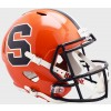 Riddell NCAA Syracuse Orangemen 2019 Replica Speed Full Size Football Helmet