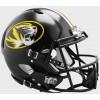 Missouri Tigers 2019 Black Riddell Full Size Authentic Speed Helmet