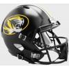 Riddell NCAA Missouri Tigers 2019 Black Replica Speed Full Size Football Helmet