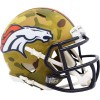 Denver Broncos 2020 Camo Riddell Mini Speed Helmet