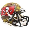 Tampa Bay Buccaneers 2020 Camo Riddell Mini Speed Helmet