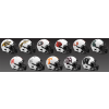 Limited Edition College Lunar 2021 Riddell Full Size Replica Speed Helmets