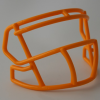 Riddell Green Bay Packers Gold Customizable S2BD Speed Mini Football Facemask
