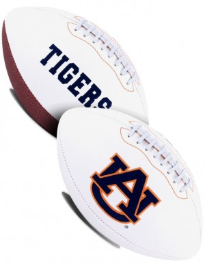 Auburn Tigers K2 Signature Series Full Size Football