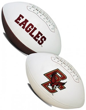 Boston College Eagles K2 Signature Series Full Size Football