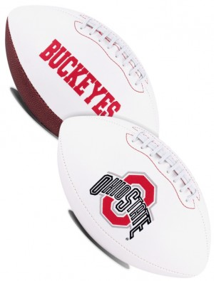Ohio St Buckeyes K2 Signature Series Full Size Football