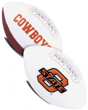 Oklahoma St Cowboys K2 Signature Series Full Size Football