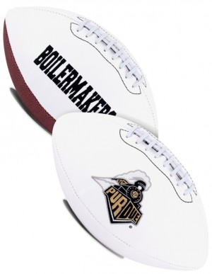 Purdue Boilermakers K2 Signature Series Full Size Football