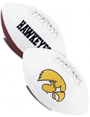 Iowa Hawkeyes K2 Signature Series Full Size Football