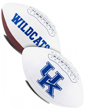 Kentucky Wildcats K2 Signature Series Full Size Football