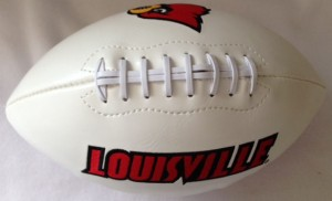 Louisville Cardinals K2 Signature Series Full Size Football