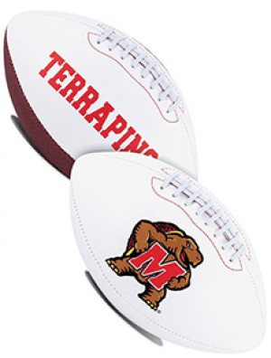 Maryland Terrapins K2 Signature Series Full Size Football