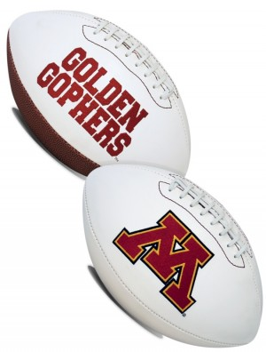 Minnesota Golden Gophers K2 Signature Series Full Size Football