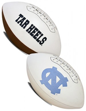 North Carolina Tar Heels K2 Signature Series Full Size Football
