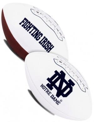 Notre Dame Fighting Irish K2 Signature Series Full Size Football