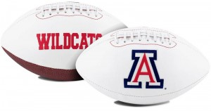 Arizona Wildcats K2 Signature Series Full Size Football