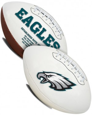 Philadelphia Eagles K2 Signature Series Full Size Football