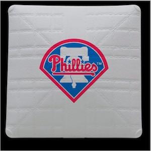 Philadelphia Phillies Jack Corbett Hollywood Authentic Full Size Base