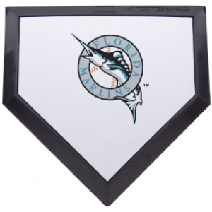 Florida Marlins Authentic Full Size Home Plate