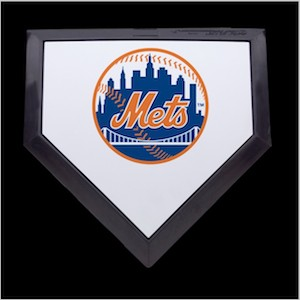 New York Mets Authentic Full Size Home Plate
