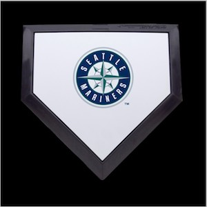 Seattle Mariners Authentic Full Size Home Plate