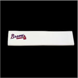 Atlanta Braves Authentic Full Size Pitching Rubber