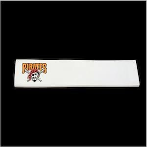 Pittsburgh Pirates Authentic Full Size Pitching Rubber