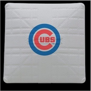 Chicago Cubs Authentic Mini Base