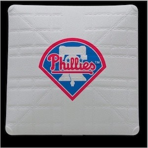 Philadelphia Phillies Authentic Mini Base
