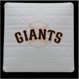 San Francisco Giants Authentic Mini Base