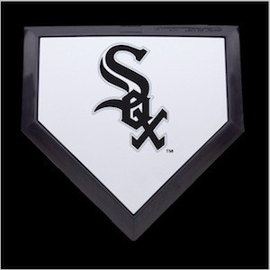 Chicago White Sox Authentic Mini Home Plate
