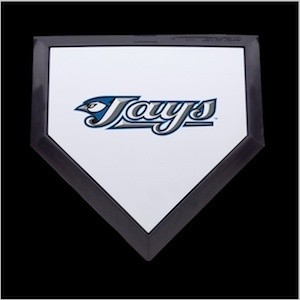Toronto Blue Jays Authentic Mini Home Plate