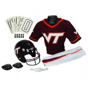 Virginia Tech Hokies Kids (Ages 4-6) Small Replica Deluxe Uniform Set