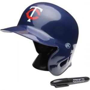 Rawlings MLB Minnesota Twins Replica Mini Batting Helmet