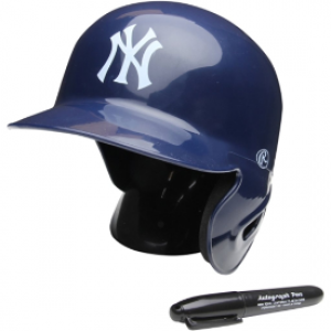Rawlings MLB New York Yankees Replica Mini Batting Helmet