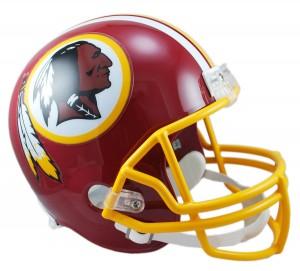 Washington Redskins 1978-2003 Throwback Replica Full Size Helmet