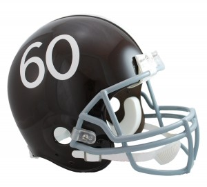 Denver Broncos 1960-1961 Throwback Authentic Full Size Helmet