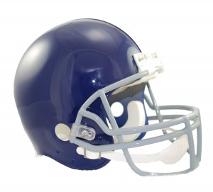 Baltimore Colts 1955 Tribute Throwback Authentic Full Size Helmet