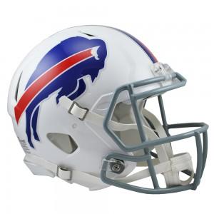 Buffalo Bills Authentic Revolution Speed Full Size Helmet