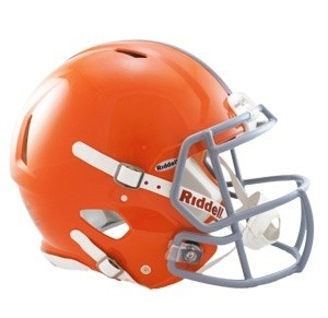 Cleveland Browns Authentic Revolution Speed Full Size Helmet