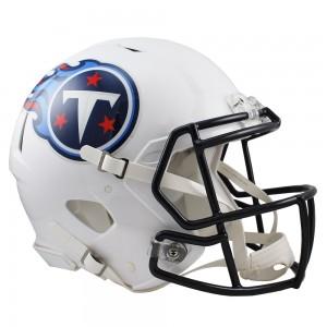 Tennessee Titans Authentic Revolution Speed Full Size Helmet